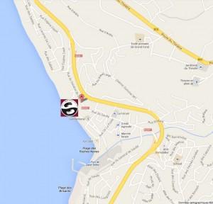 Cliquez pour accéder à Google Maps !
