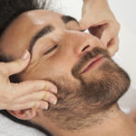 Digito-Massage du visage