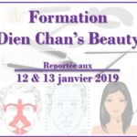 [ Agenda ] Formation Dien Chan Beauté