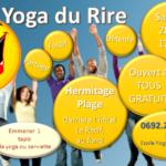 [ Agenda ] Yoga du Rire Géant Avril