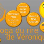[ Agenda ] Yoga du Rire Géant 20 Juillet : happy holidays !!!