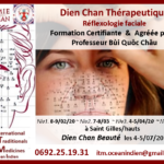 [ Agenda ] FORMATION DIEN CHAN THERAPEUTIQUE