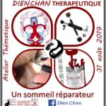 [ Agenda ] Atelier Dien Chan Thérapeutique: Retrouver un sommeil réparateur